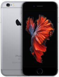 Apple iPhone 6s 16GB Smartphone - Page Plus - Space Gray Smartphone in Space Gray