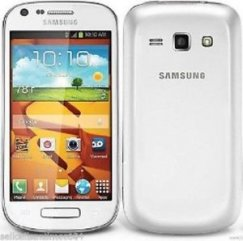 Samsung Galaxy Ring SPH-M840 Android Smartphone for Virgin Mobile - White
