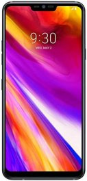 LG G7 ThinQ G710 64GB Android Smart Phone - T-Mobile - Aurora Black