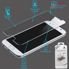 Samsung Galaxy S6 Tempered Glass Screen Protector (2.5D)