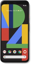 Google Pixel 4 64gb Android Smartphone - Page Plus - Just Black