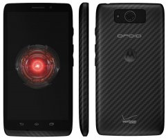 Motorola Droid MAXX 16GB XT1080M Android Smartphone for Verizon - Black