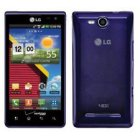 LG Lucid DLNA WiFi GPS 4G LTE PURPLE Phone Verizon