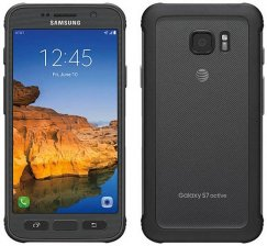 Samsung Galaxy S7 Active 32GB SM-G891A Android Smartphone - Cricket Wireless - Titanium Gray