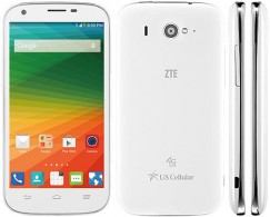 ZTE Imperial 2 N9516 8GB Android Smartphone for U.S. Cellular - White