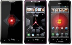 Motorola Droid RAZR MAXX 8GB Android Smartphone for Page Plus - Black