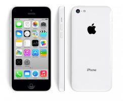 Apple iPhone 5c 8GB in White 4G LTE iOS Smartphone for T-Mobile