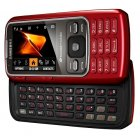 Samsung RANT Bluetooth MP3 Camera RED Slider Phone Boost Mobile