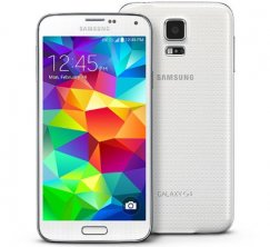 Samsung Galaxy S5 16GB G900 Android Smartphone - Cricket Wireless - White