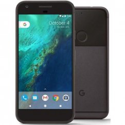 Google Pixel 128GB Android Smartphone - Tracfone - Black
