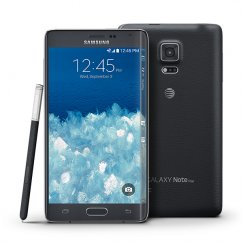 Samsung Galaxy Note Edge N915A 32GB Android Smartphone - ATT Wireless - Charcoal Black
