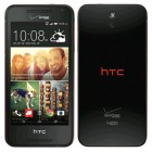 HTC Desire 612 8GB Android Smartphone - Verizon Prepaid - Black