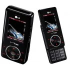LG Chocolate Bluetooth Camera Black PrePaid Phone Verizon
