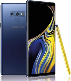 Samsung Galaxy Note 9 SM-N960U 128GB Android Smart Phone - T-Mobile - Ocean Blue