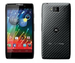 Motorola Droid RAZR HD 16GB XT926 Android Smartphone - Verizon - Black