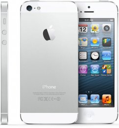 Apple iPhone 5 16GB Smartphone - Straight Talk Wireless - White