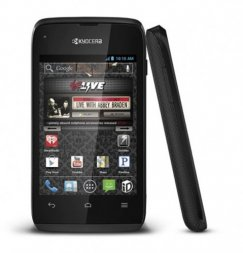Kyocera Event Android Smartphone for Virgin Mobile - Black