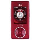 LG Chocolate VX8500 RED Bluetooth MP3 Camera PrePaid Phone Verizon