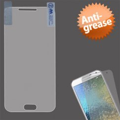 Samsung Galaxy E5 Anti-grease LCD Screen Protector/Clear