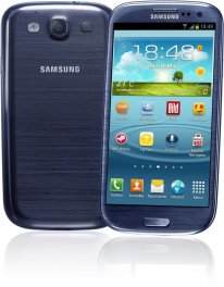 Samsung Galaxy S3 16GB SGH-i747 Android Smartphone - Straight Talk Wireless - Blue