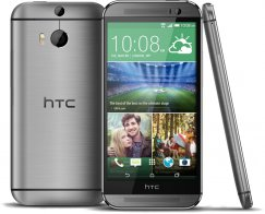 HTC One M8 32GB Android Smartphone - Straight Talk Wireless - Gray