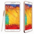 Samsung Galaxy Note 3 13MP Camera 32GB WHITE and GOLD 4G LTE Android Smartphone Verizon