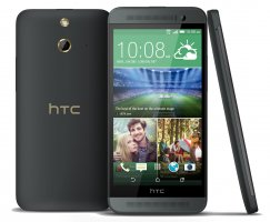 HTC One E8 16GB Android Smartphone for Sprint PCS - Misty Gray