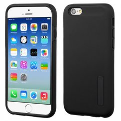 Apple iPhone 6s Black/Black Hybrid Case