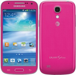 Samsung Galaxy S4 Mini 16GB SGH-i257 Android Smartphone - ATT Wireless - Pink