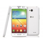 LG Optimus L70 Android Smartphone - Unlocked GSM - White