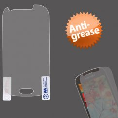 Samsung Galaxy Light Anti-grease LCD Screen Protector/Clear