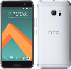 HTC 10 32GB Android Smartphone for Page Plus Wireless - Glacier Silver