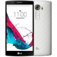 LG G4 32GB VS986 Android Smartphone for Page Plus - White