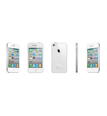 Apple iphone 4s 16gb smartphone cricket wireless white fair