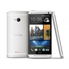 HTC One M7 32GB 4G Silver Android Smartphone Unlocked GSM