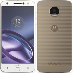 Motorola Moto Z Droid XT1650-01 Android Smartphone - Page Plus - Gold