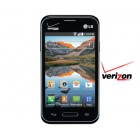 LG Optimus Zone 2 VS415PP Android Smartphone for Verizon Prepaid - Black