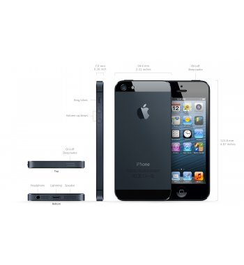 virgin mobile iphone 5 apple iphone 5 32gb smartphone mobile black 16420