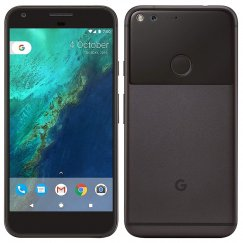 Google Pixel 32GB Android Smartphone - Cricket Wireless - Quite Black