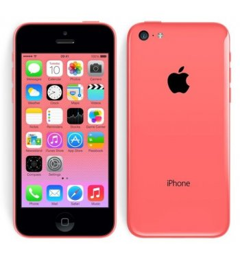 apple iphone 5c 8gb in pink 4g ios smartphone for t mobile good condition used cell phones