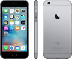 Apple iPhone 6s Plus 16GB Smartphone - Page Plus Wireless - Space Gray Smartphone in Space Gray