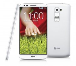 LG G2 32GB D801 Android Smartphone - T-Mobile - White