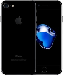 Apple iPhone 7 256GB Smartphone - ATT Wireless - Jet Black