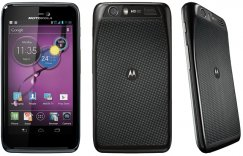 Motorola Atrix HD - ATT Wireless Smartphone in Black