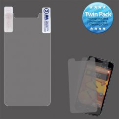 ZTE Warp 4G Screen Protector Twin Pack