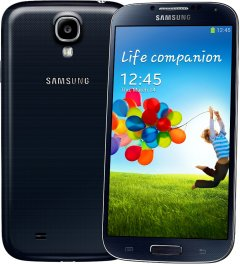 Samsung Galaxy S4 16GB - Ting Smartphone in Black
