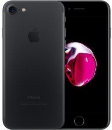 Apple iPhone 7 128GB Smartphone for ATT Wireless Wireless - Black