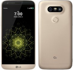 LG G5 H820 32GB Android Smartphone - Tracfone - Gold