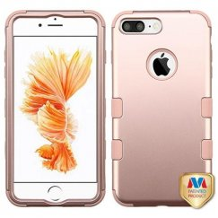 Apple iPhone 8 Plus Rose Gold/Rose Gold Hybrid Case