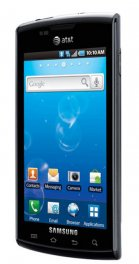 Samsung Captivate SGH-i897 16GB 3G Android Phone - ATT Wireless - Black